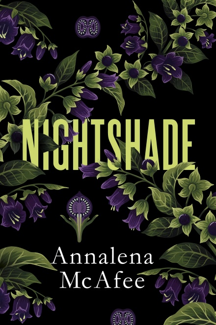 Nightshade by Annalena McAfee